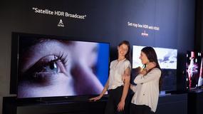 Pierwsza na świecie transmisja HDR na LG OLED 4K