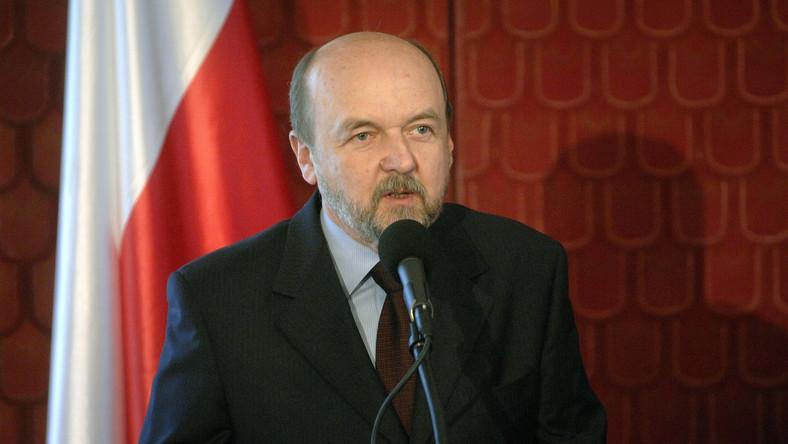 Ryszard Legutko przegrał w sądzie z licealistami