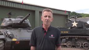 Rozmawiamy z Richardem Cutlandem, konsultantem wojskowym Wargamingu
