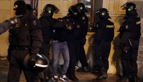 Neredi u Pragu