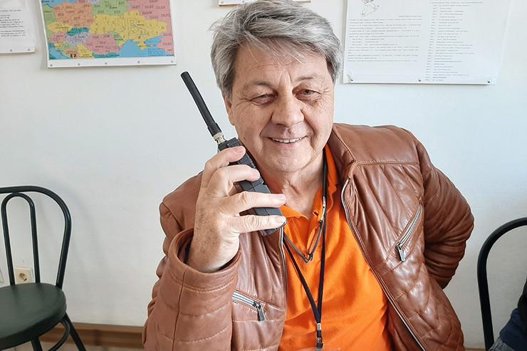 mihajlo bojic i jovan radanovic radio amateri bijeljina