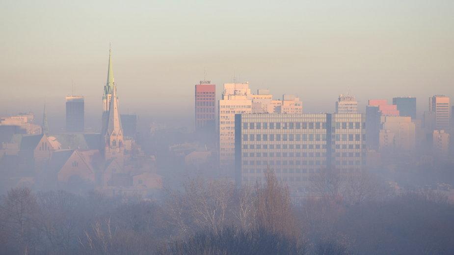COVID-19 a smog. Jaki ma wpływ na zakażenie koronawirusem? Analiza