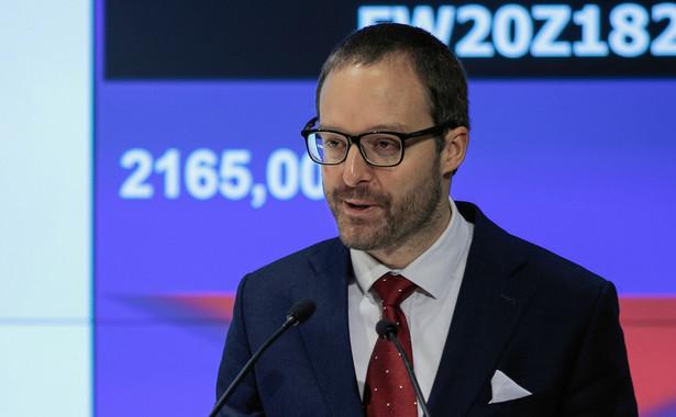 Marek Dietl, prezes Giełdy Papierów Własnościowych