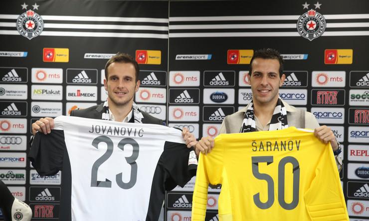 Marko Jovanović i Bojan Saranov