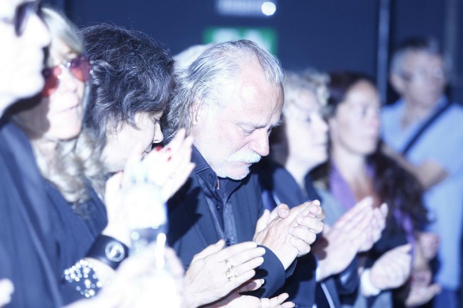Rade Šerbedžija na komemoraciji Mileni Dravić