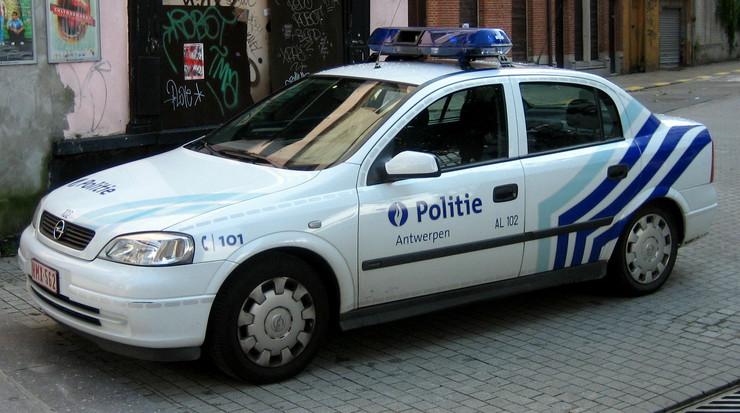 Policija, Belgija