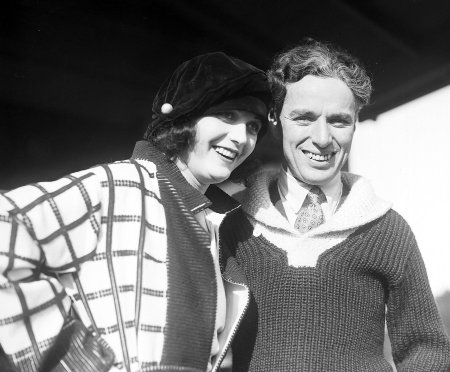 Pola Negri i Charlie Chaplin / New York Daily News Archive / Getty Images