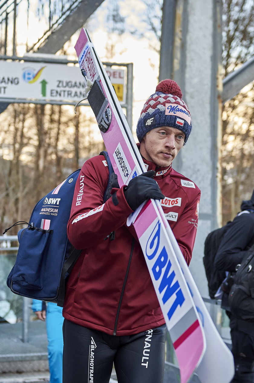 Bagaż polskich skoczków, którzy wracali z zawodów w Sapporo, został zagubiony