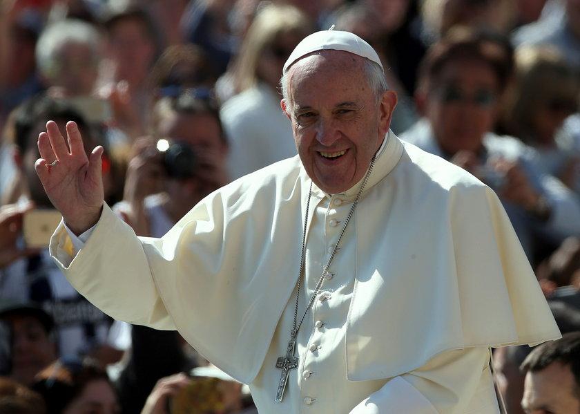 Ramoneska dla papieża