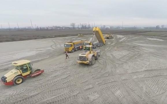 Opremanje Radne zone IV u Novom Sadu