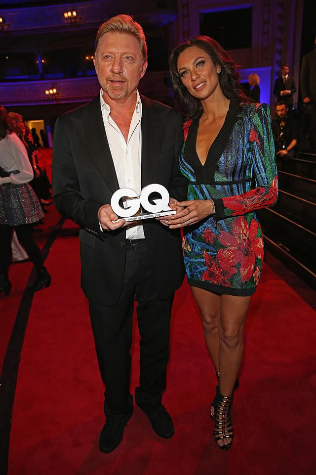 Boris Becker i Lilly Becker
