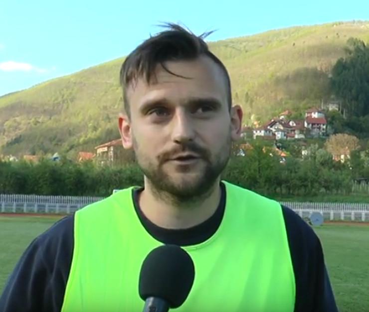 Emir Hamzić, Fk Polimlje, Prijepolje