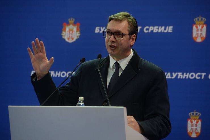 Aleksandar Vučić, foto Tanjug, kabinet predsednika Srbije