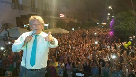 Halid nastupao pred 30.000 ljudi!