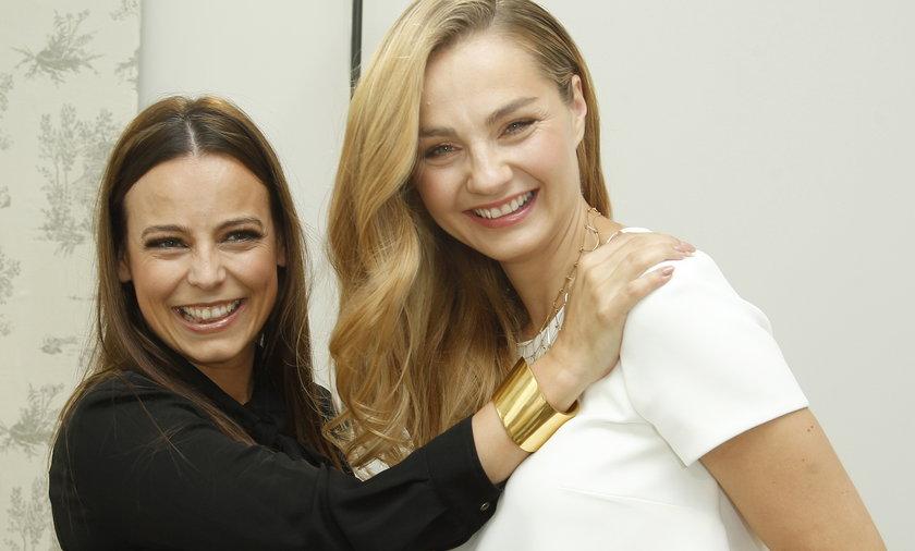 Mucha i Socha razem na salonach: Najlepsze przyjaciółki?