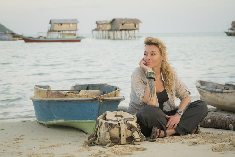 Martyna Wojciechowska w Malezji