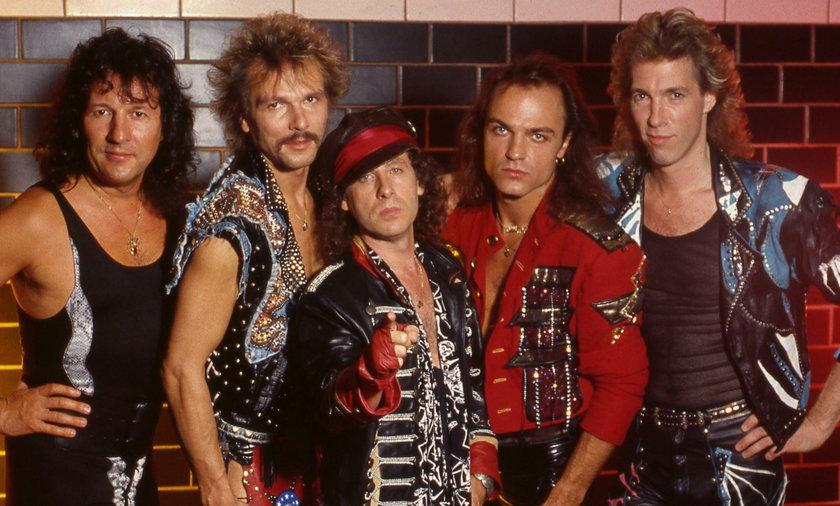 Scorpions. Wywiad z Klausem Meine