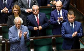 Sejm przyjął poprawkę do projektu nowelizacji ustaw o SN i sądach