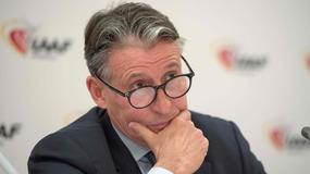 Tokio 2020: szefa IAAF Coe martwi zmniejszenie liczby lekkoatletów