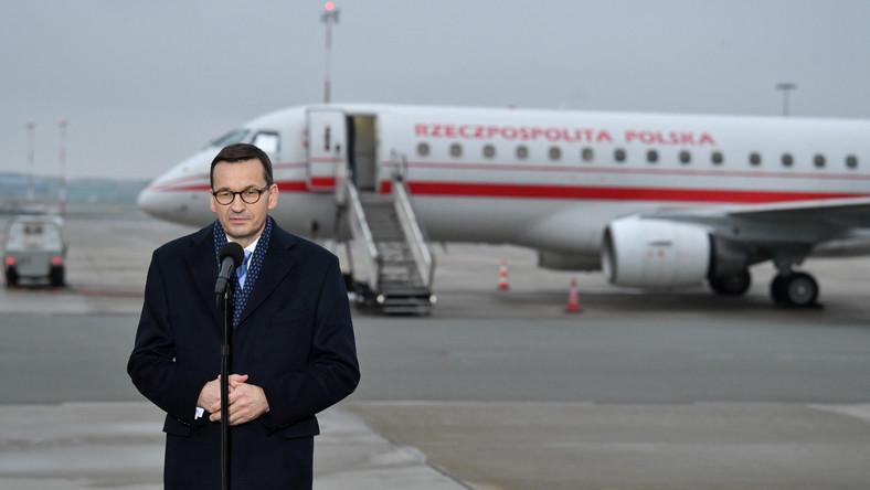 premier po powrocie z Brukseli
