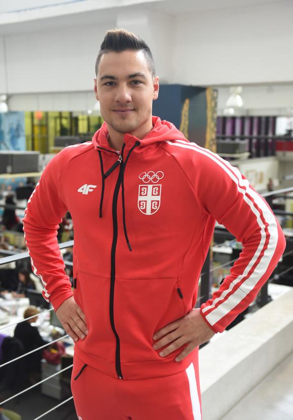 Marko Vukićević u redakciji