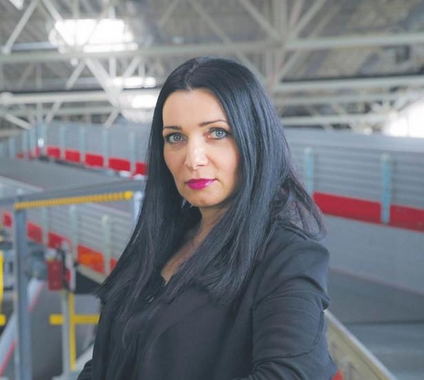 Agnieszka Łukawczyk, dyrektor ds. operacji w DHL Express
