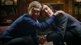 """[Blu-ray] """"Sherlock"""", serie 1-3 : efektowne telewizyjne uwspółcześnienie literackiej ikony - recenzja"""