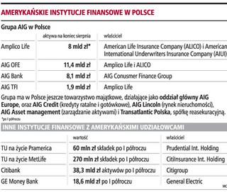Polscy klienci AIG nie muszą bać się utraty pieniędzy