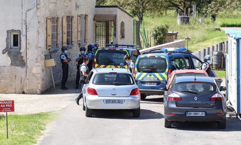 Na południu Francji zorganizowano potężną obławę.