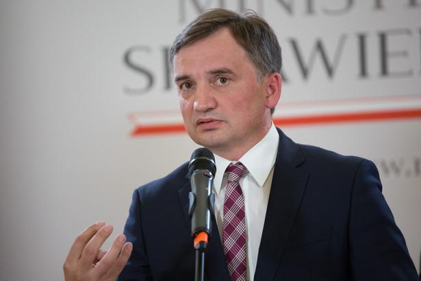 """Zbigniew Ziobro podkreślał, że """"wolność słowa i wolność debaty są istotą demokracji"""""""