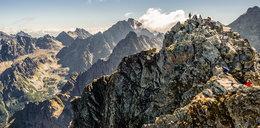 Tragiczny weekend w Tatrach. Dwie osoby nie żyją