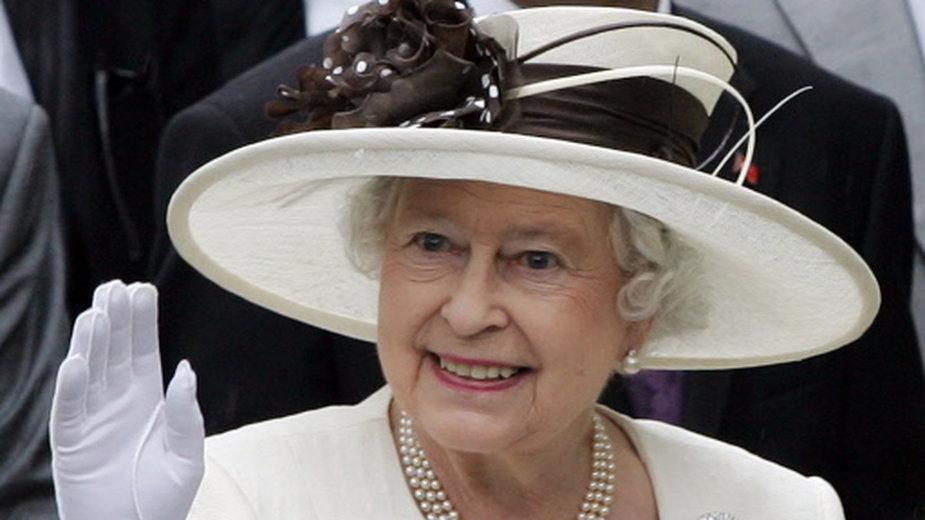 Brytyjska królowa Elżbieta II, fot. AFP