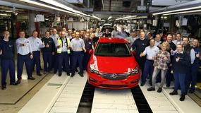 Rekord gliwickiej fabryki - 200 tys. Opel Astra