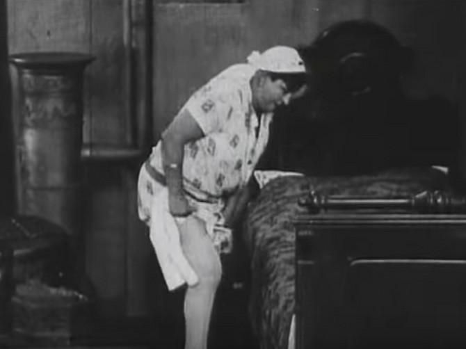 Ovo je PRVI SRPSKI EROTSKI FILM: Pre 90 godina čuvena Žanka Stokić pojavila se na filmskom platnu prvi i POSLEDNJI PUT
