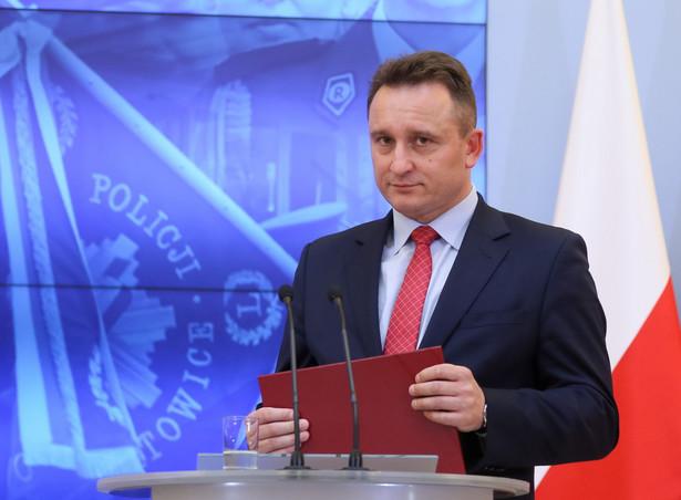 Od środy nowym szefem BOR jest dotychczasowy komendant małopolskiej policji nadinsp. Tomasz Miłkowski.