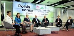 """Gwiazdowski: """"Jak zadaję to pytanie, emeryci rzucają się na mnie z pięściami"""""""
