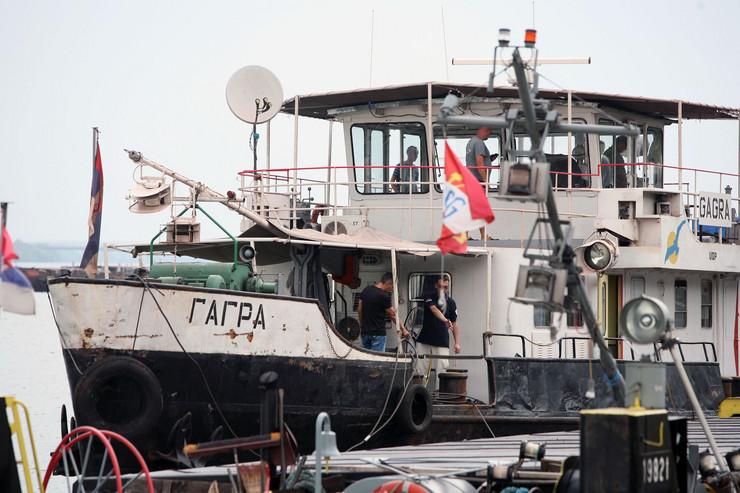 ukrajinski brodar, smederevo