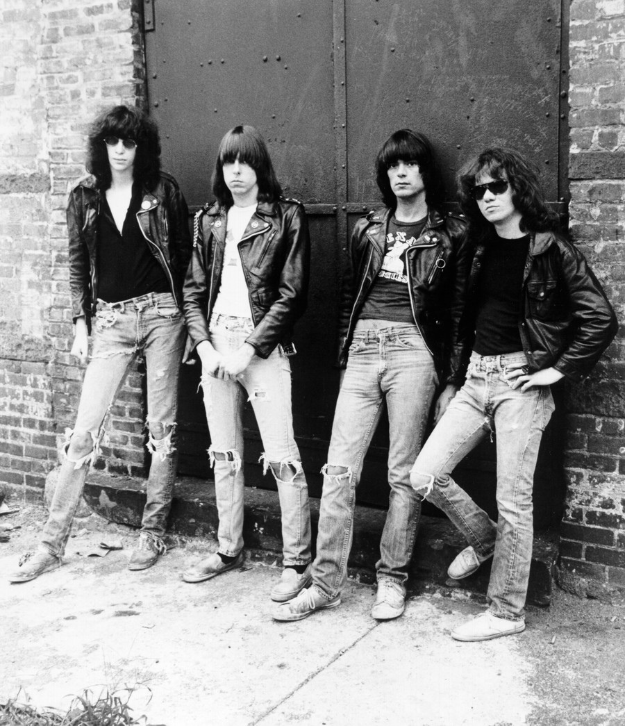 The Ramones / Michael Ochs Archives / Stringer GettyImages