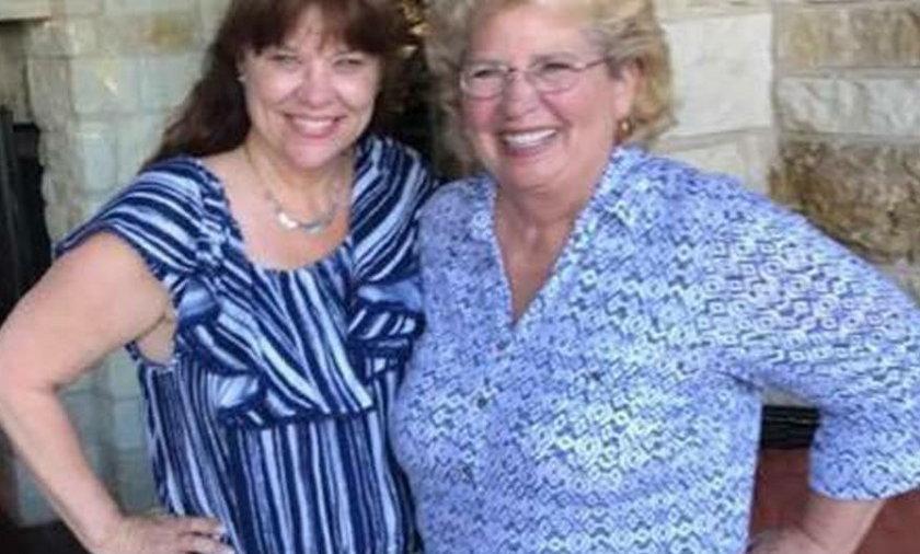 USA, Teksas. Sharon Glidden i Donna Pavey spotkały się po 52 latach