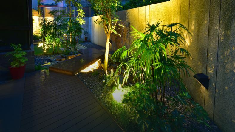 Najlepsze Oświetlenie Ogrodu I Na Taras Dom