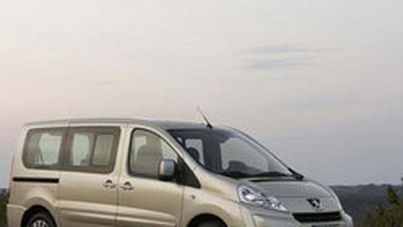 peugeot expert tepee: od minibusa do dostawczaka