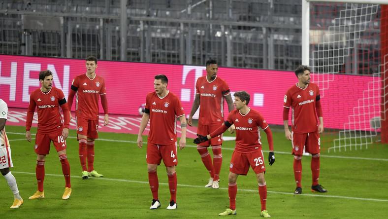 Piłkarze Bayernu
