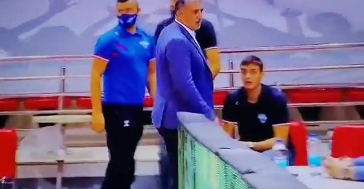 Dragan Bajić napušta parket