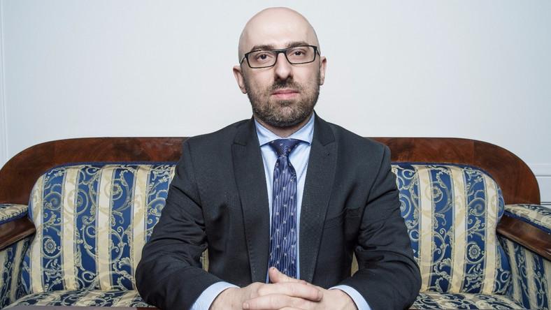 Krzysztof Łapiński, fot. Darek Golik