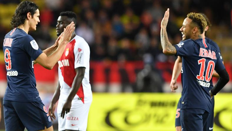 AS Monaco - Paris Saint Germain