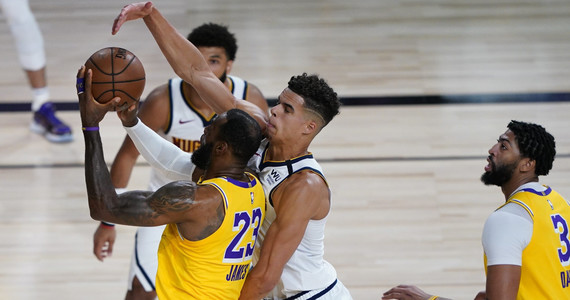 NBA - play-off - Denver Nuggets - Los Angeles Lakers - zapowiedź ...