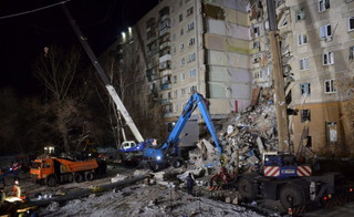 Rosja: Już 21 ofiar śmiertelnych wybuchu w Magnitogorsku