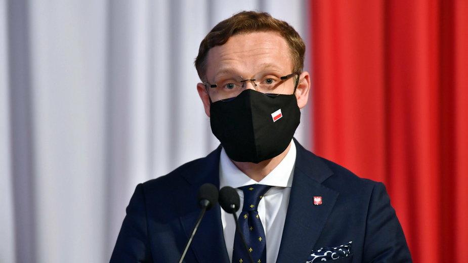 Wojewoda Zbigniew Bogucki
