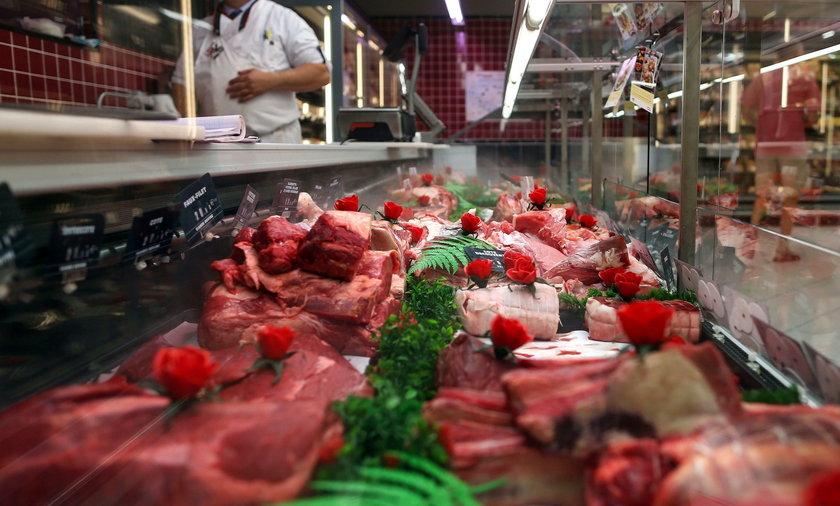 Mięso wołowe.
