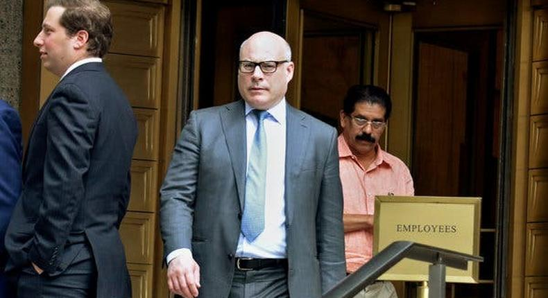 No prison for the Friars Club boss members seem to love or hate
